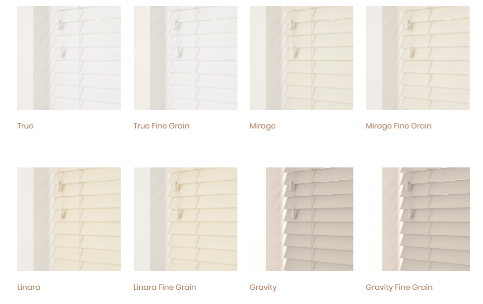 Faux Wood Venetian Blinds London