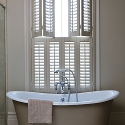 Tier on Tier Shutters London