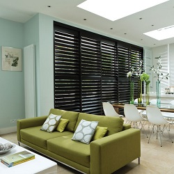 Folding and Sliding Shutters London
