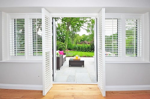 window shutters London installation service
