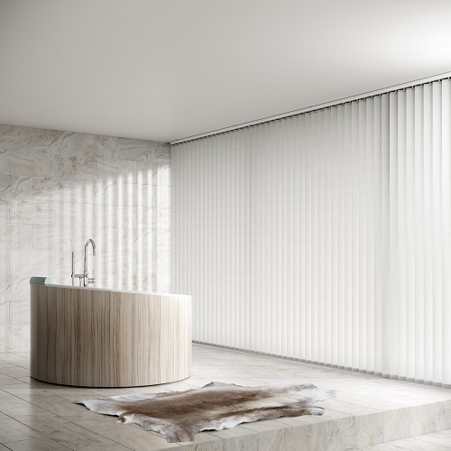 Toro Pewter Textured Grey Vertical Blinds