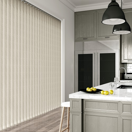 Henlow Sand Window Vertical Blind