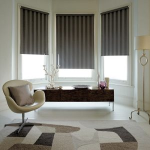 Napa Jidda Stripe Roller Blinds