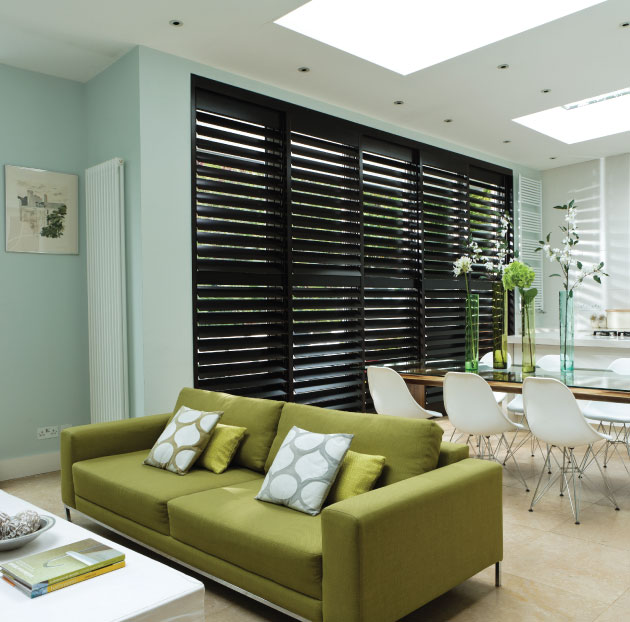 Folding Shutters and Sliding Shutters
